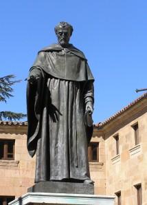 Fray Luis de León en Salamanca
