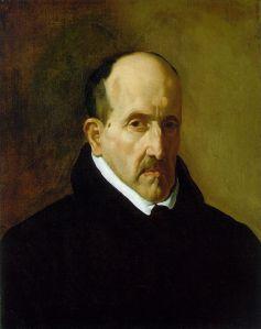 Góngora retratado por Velázquez